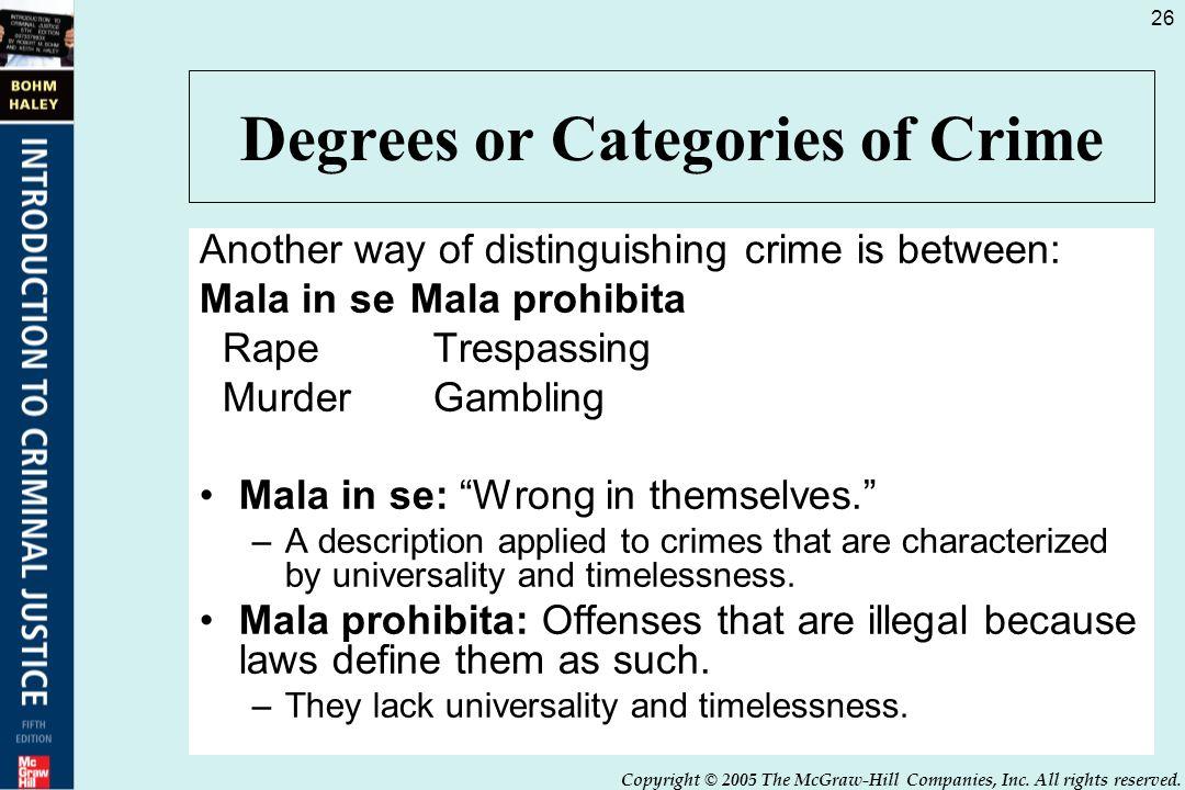 define mala prohibita