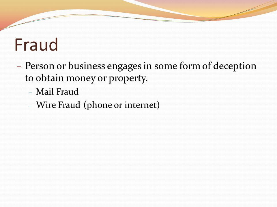Chapter 2 Criminal Law Ppt Video Online Download