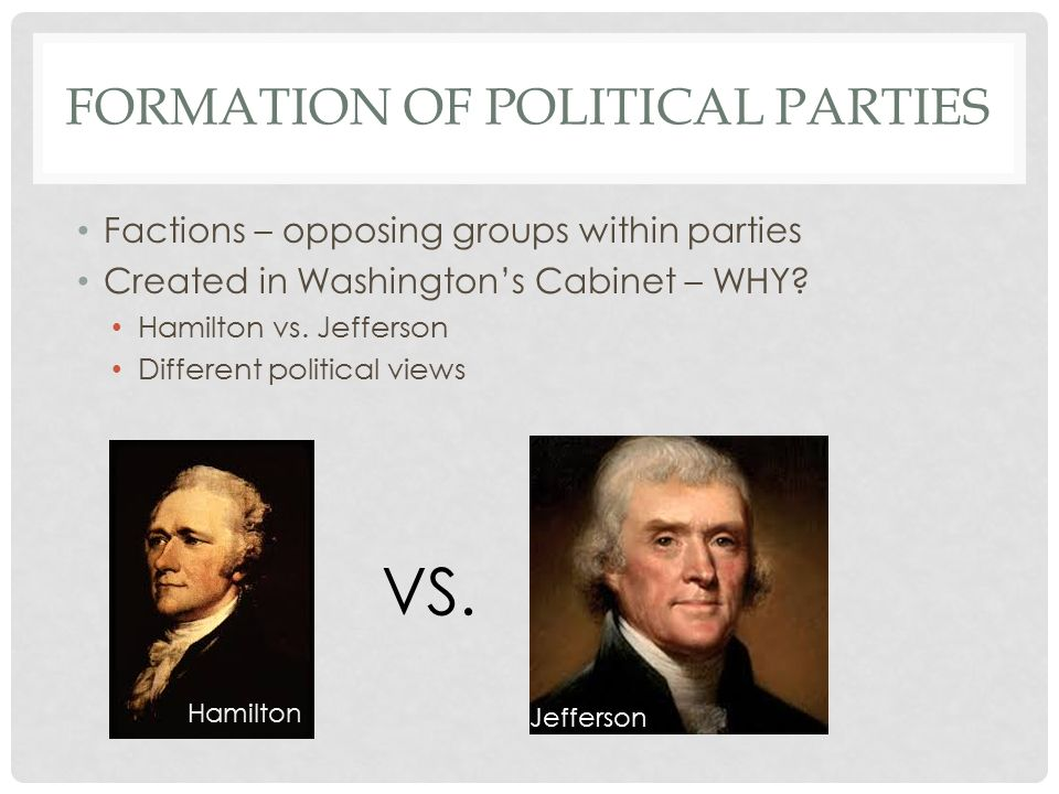 Washington to Adams. - ppt download