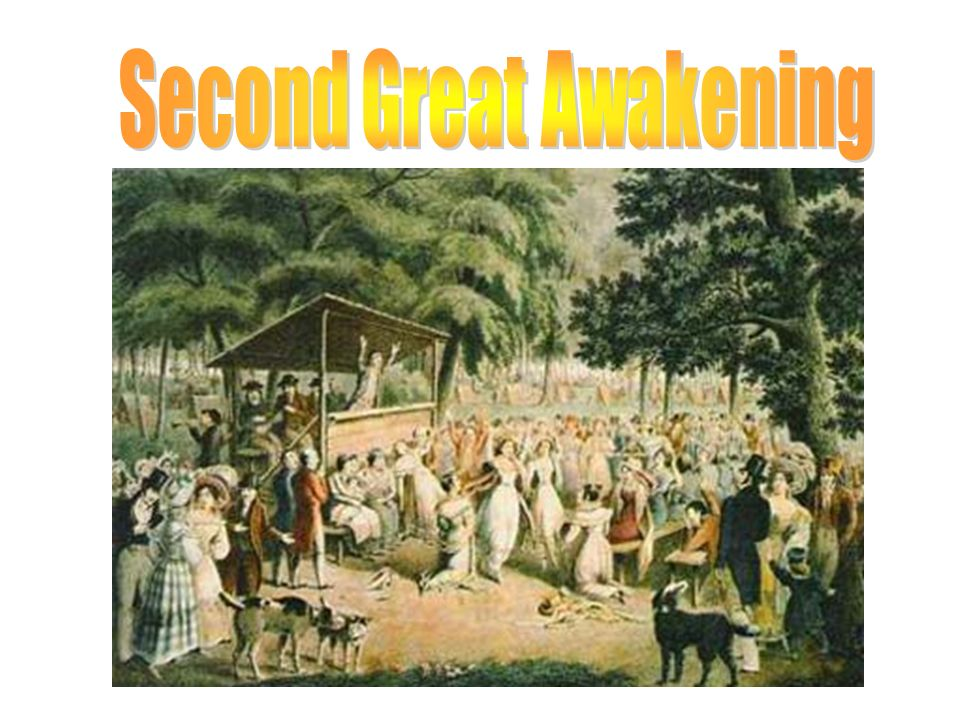 Second Great Awakening
