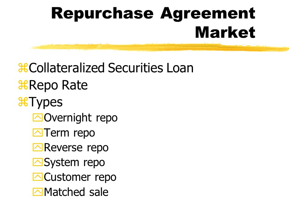 Treasury And Agency Securities Markets Ppt Video Online Download