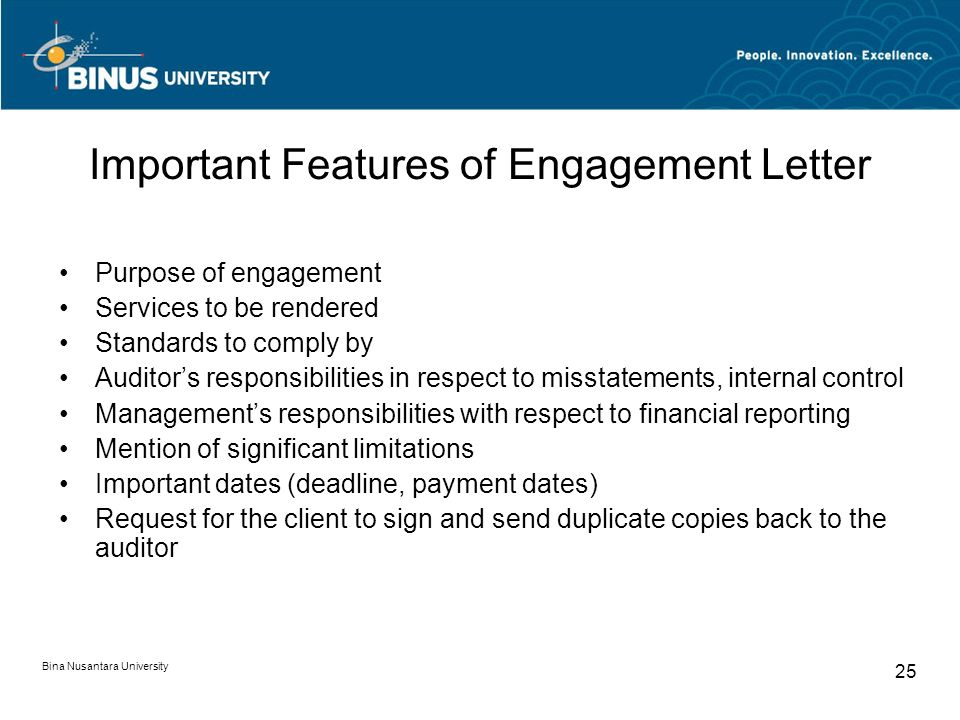 Engagement Letter For Bookkeeping from slideplayer.com