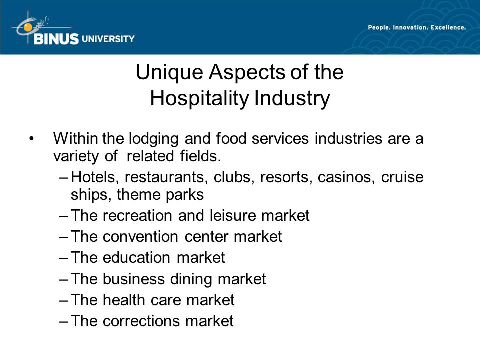 Hospitality Industry Accounting Chapter 1 Ppt Download
