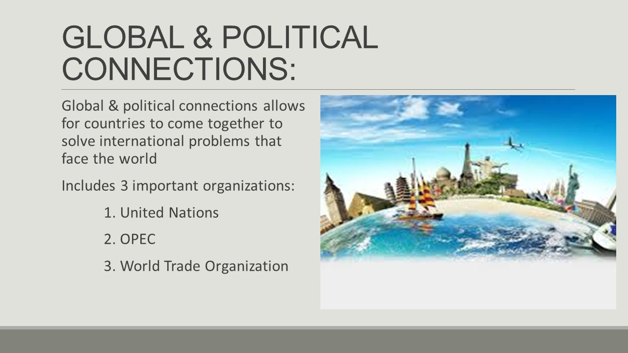 Image result for Political Connections