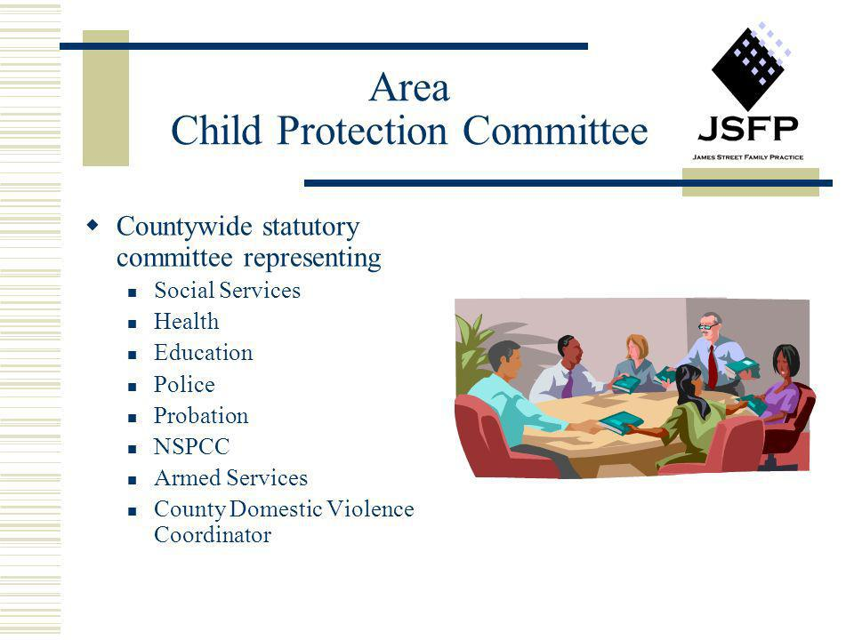 Area Child Protection Committee