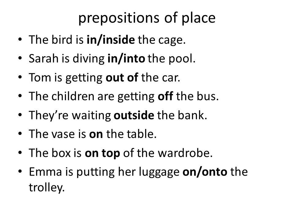 44. Troublesome Prepositional Verbs | guinlist
