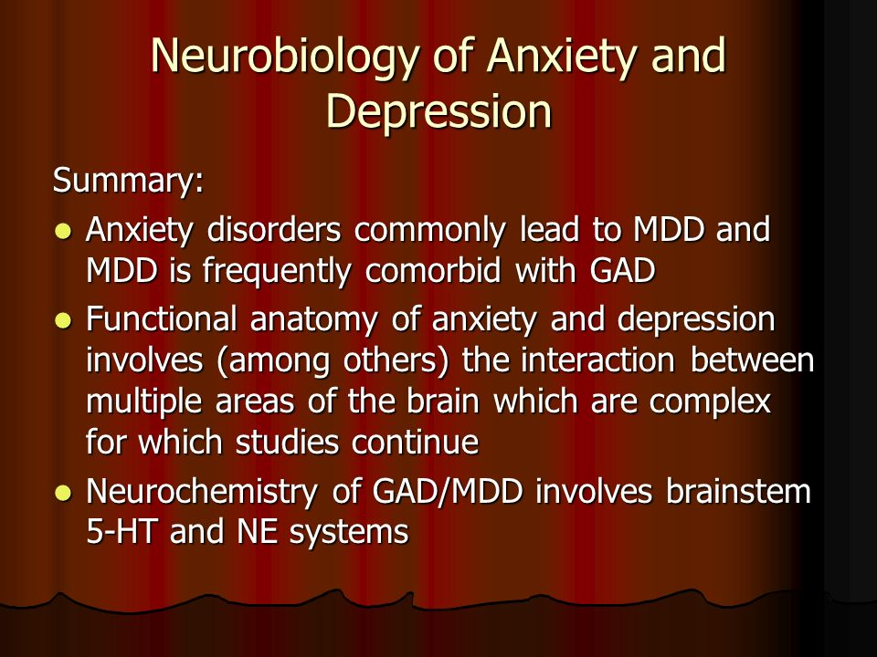 A Modern Epidemic Depression And Anxiety Ppt Download
