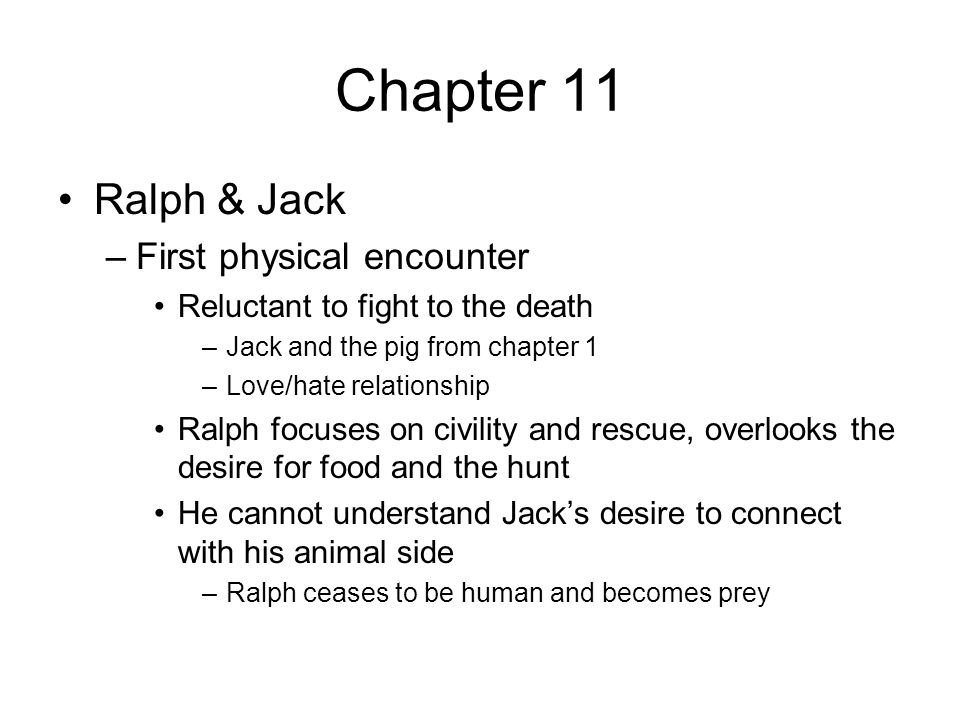 lord of the flies chapter 11 and 12 questions
