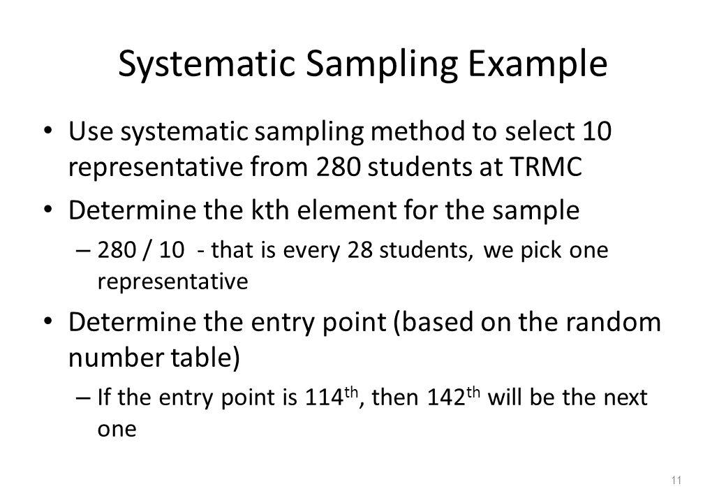 Other Probability Sampling Methods Ppt Video Online Download