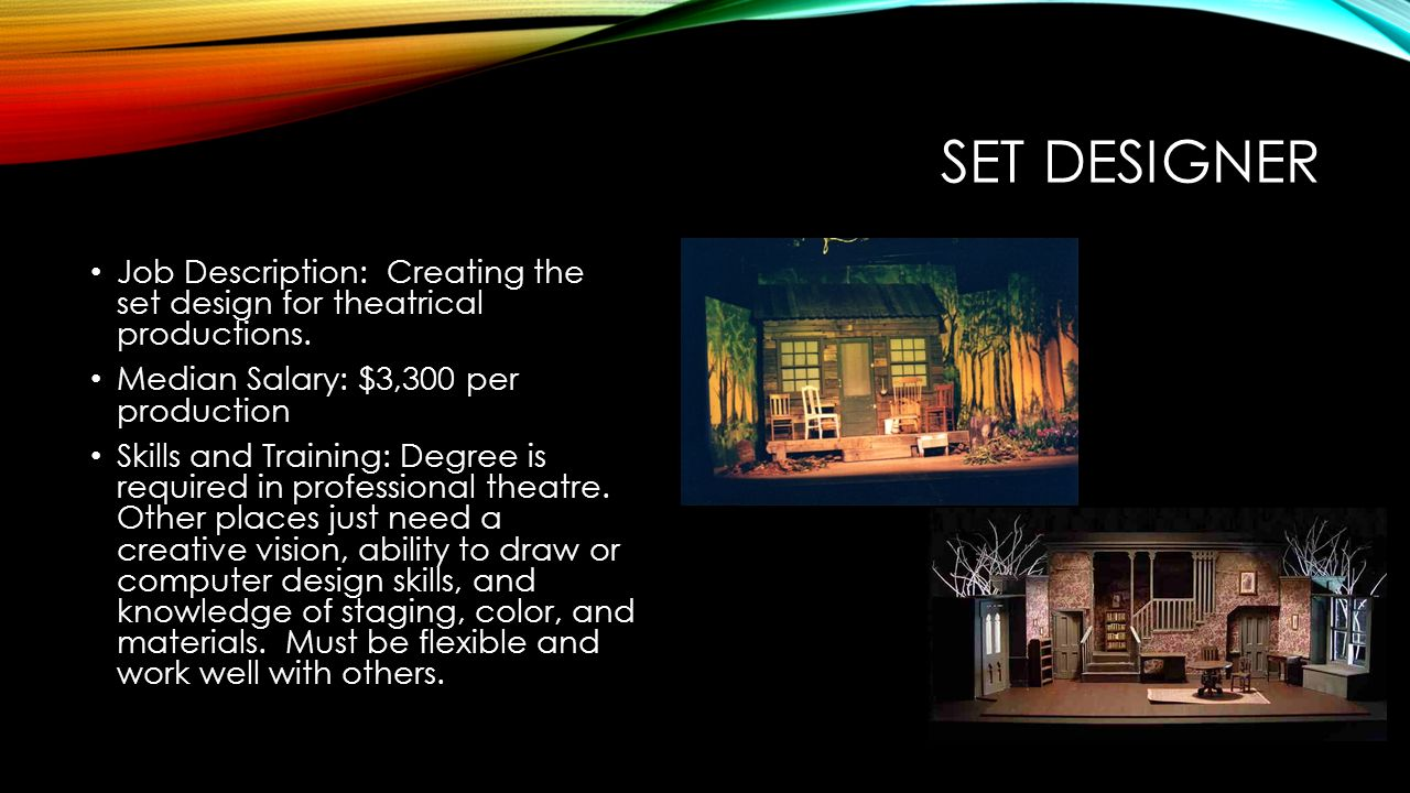Theatre Professions Part 1 Ppt Video Online Download,Staircase Modern Steel Stair Railing Design