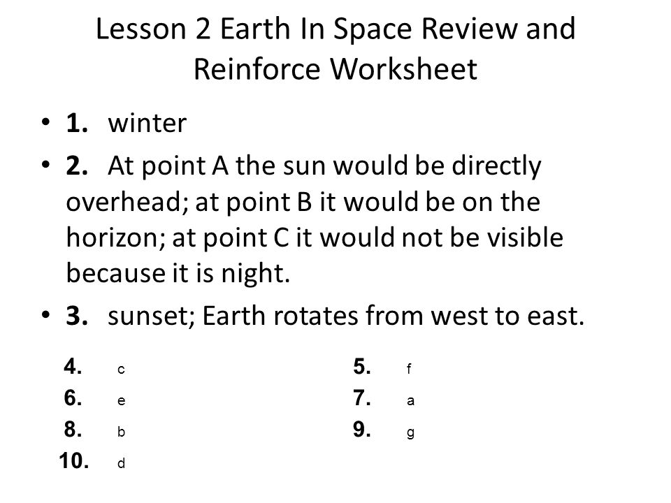 Astronomy And Space Science Chapter 1 Earth Moon Sun Ppt Video