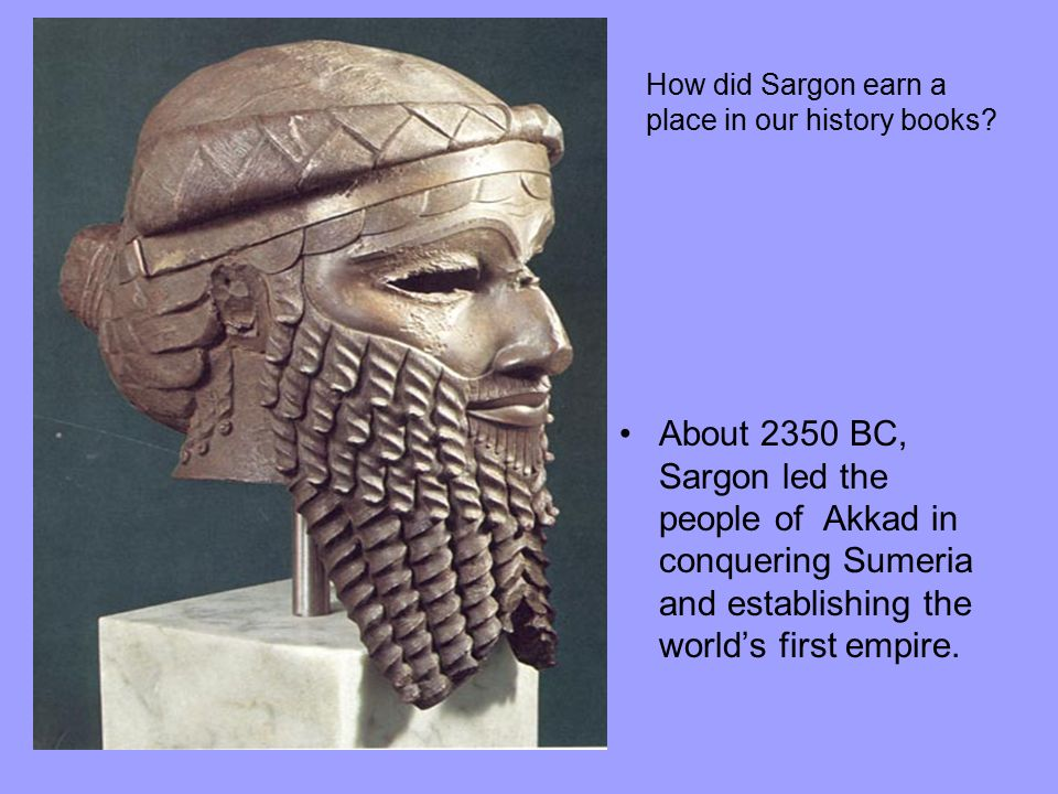 akkad and sargon the great world history - 960×720