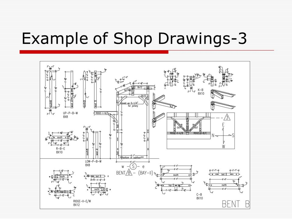 CVE 4070 Construction Engineering Shop Drawings Quality Control - ppt video  online download | Hvac Shop Drawing Checklist |  | SlidePlayer