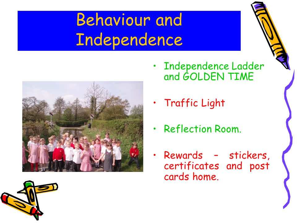 Behaviour and Independence