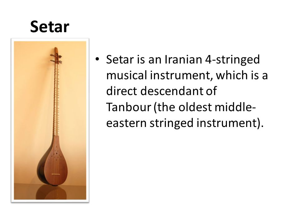 Persian Music Performance - ppt download