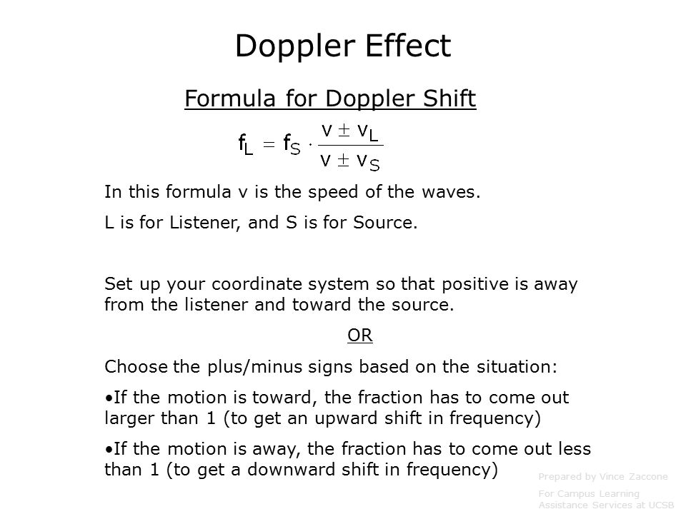 Decibels and Doppler Effect - ppt download