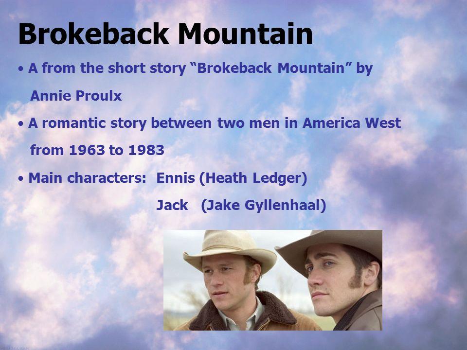 brokeback mountain analysis