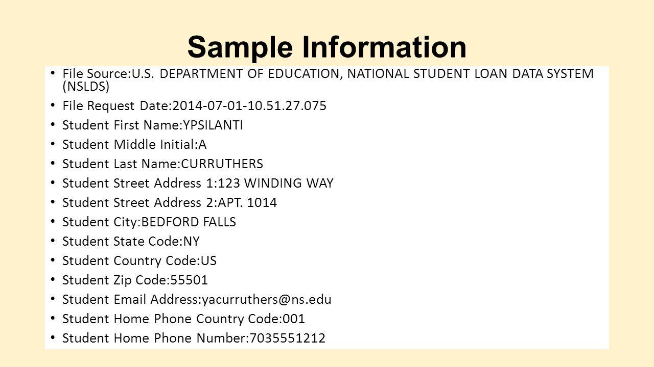 US education loan