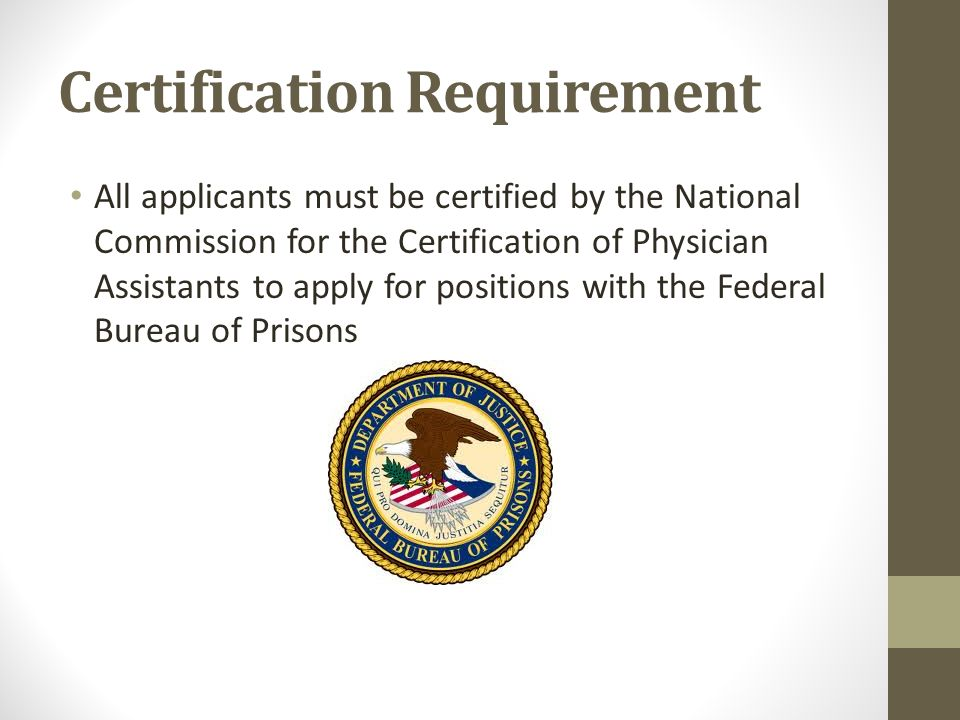 What the Federal Bureau of Prisons has to offer a Physician ...