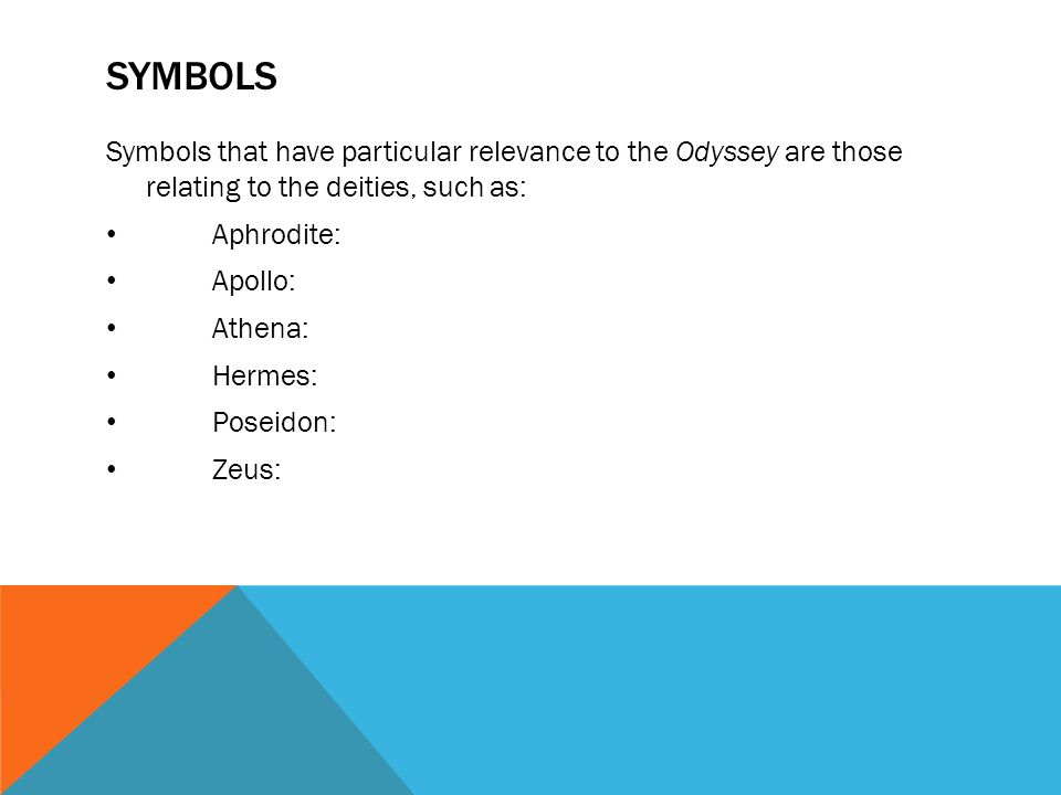 Symbols Of The Odyssey Images Meaning Of This Symbol