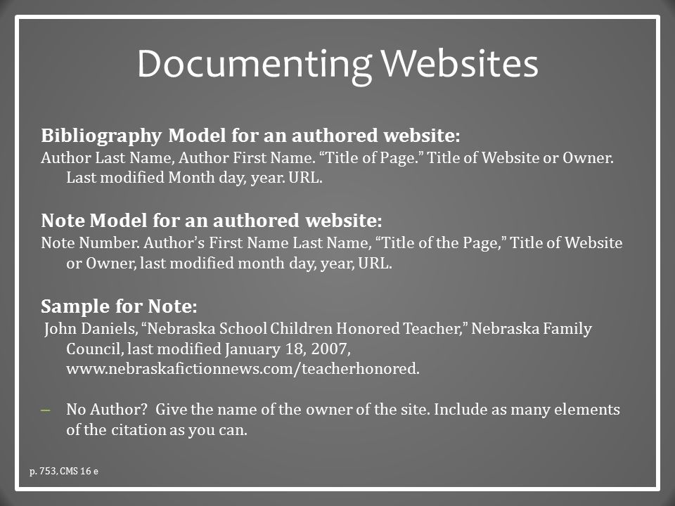 website that does bibliography for you