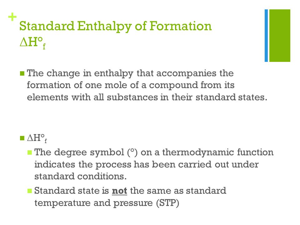 Hesss Law And Standard Enthalpies Of Formation Ppt Video Online