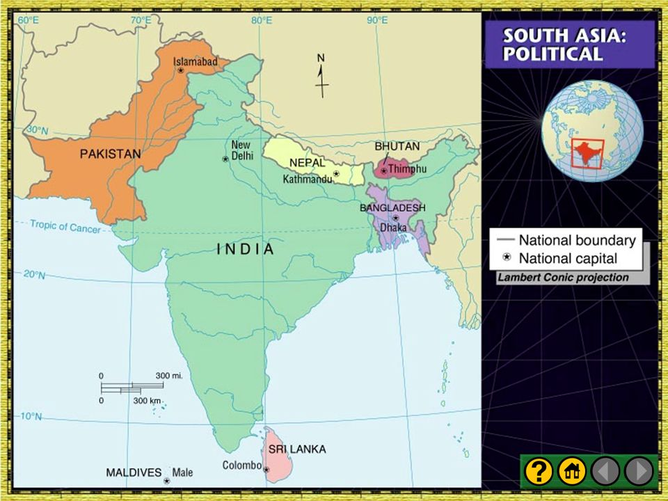 Presentation plus glencoe world geography ppt video online download 4 south asia political publicscrutiny Gallery