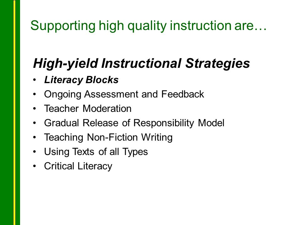 Why A Balanced Literacy Program Ppt Video Online Download