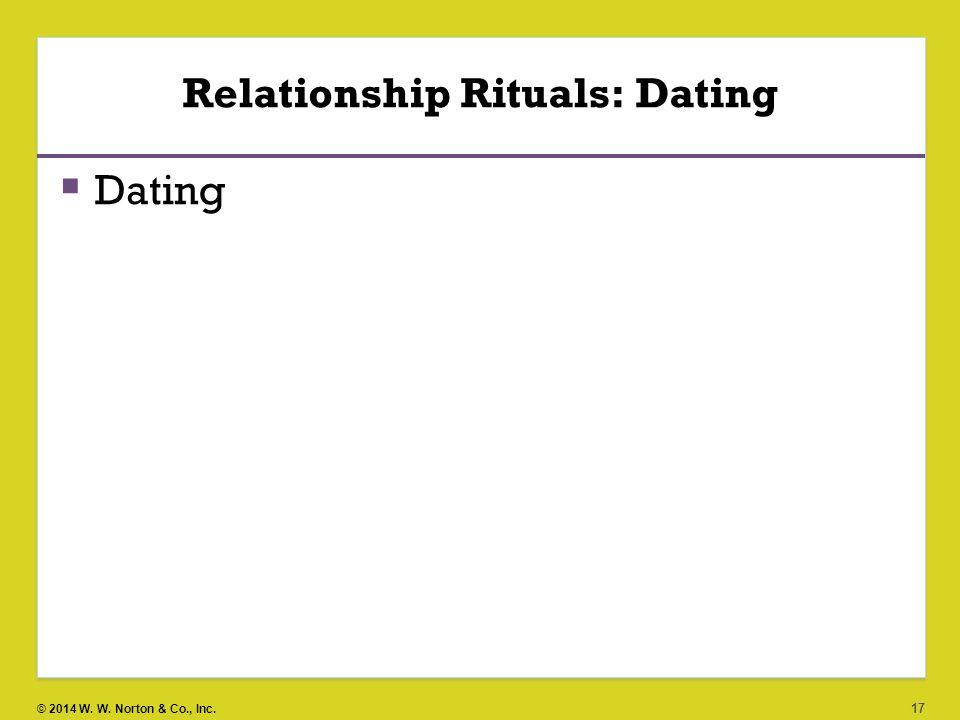 courtship vs dating sociology
