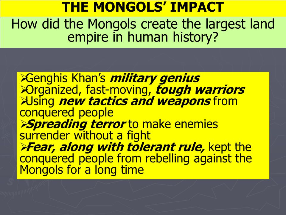 the mongols in world history pdf