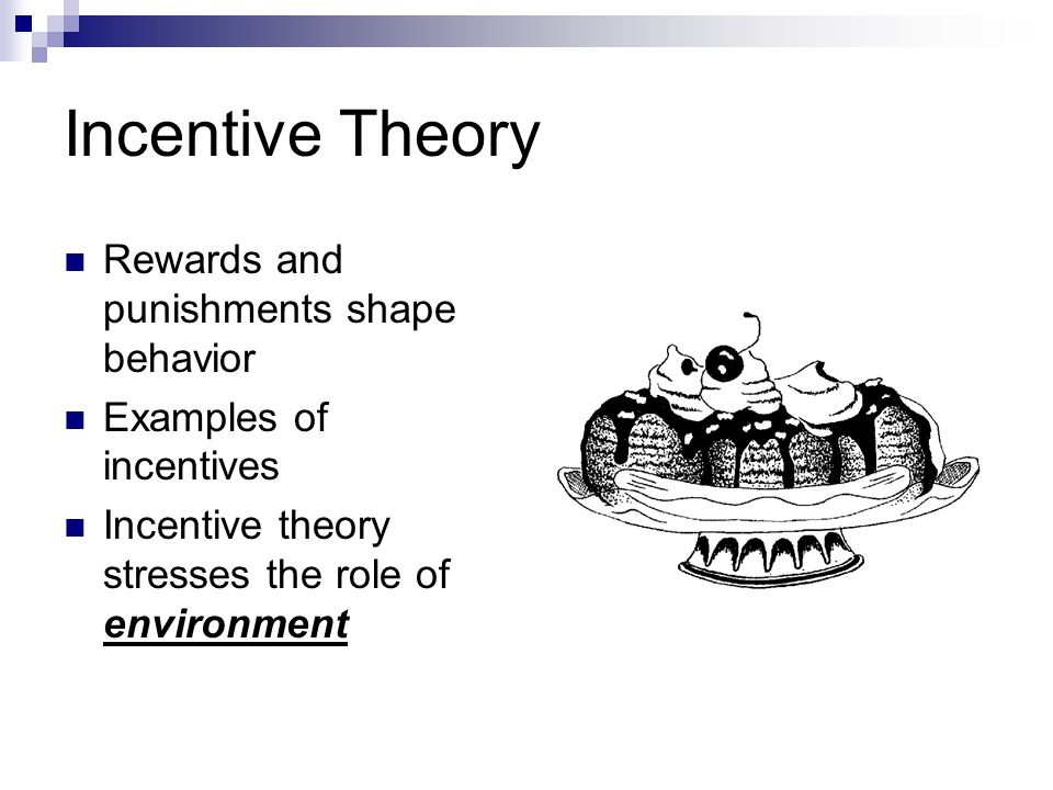 Motivation And Theories Of Motivation Ppt Video Online Download