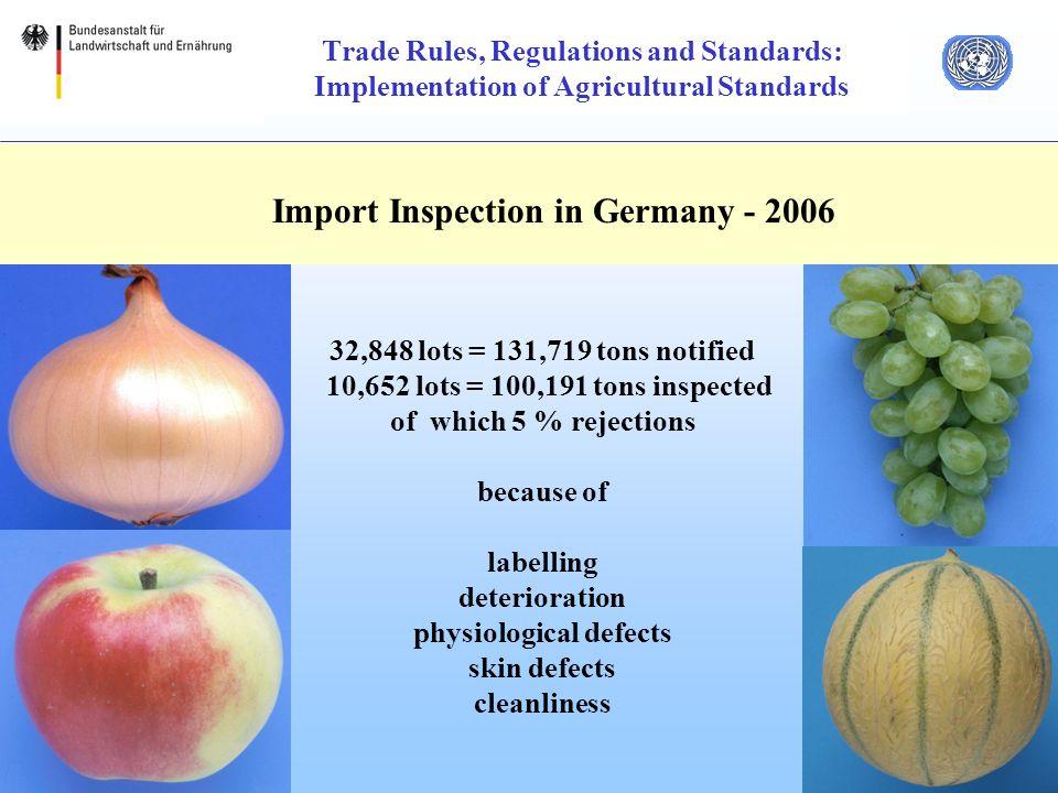 Fruit and Vegetables for the Fresh Market - ppt download