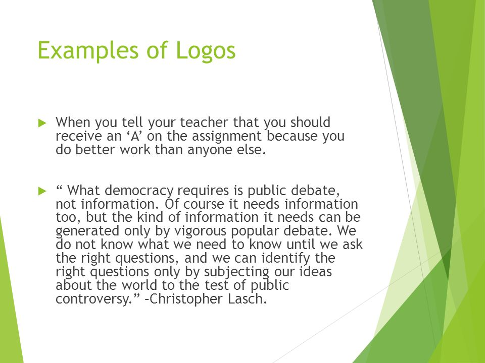 Persuasive logos, ethos and pathos. Ppt download.