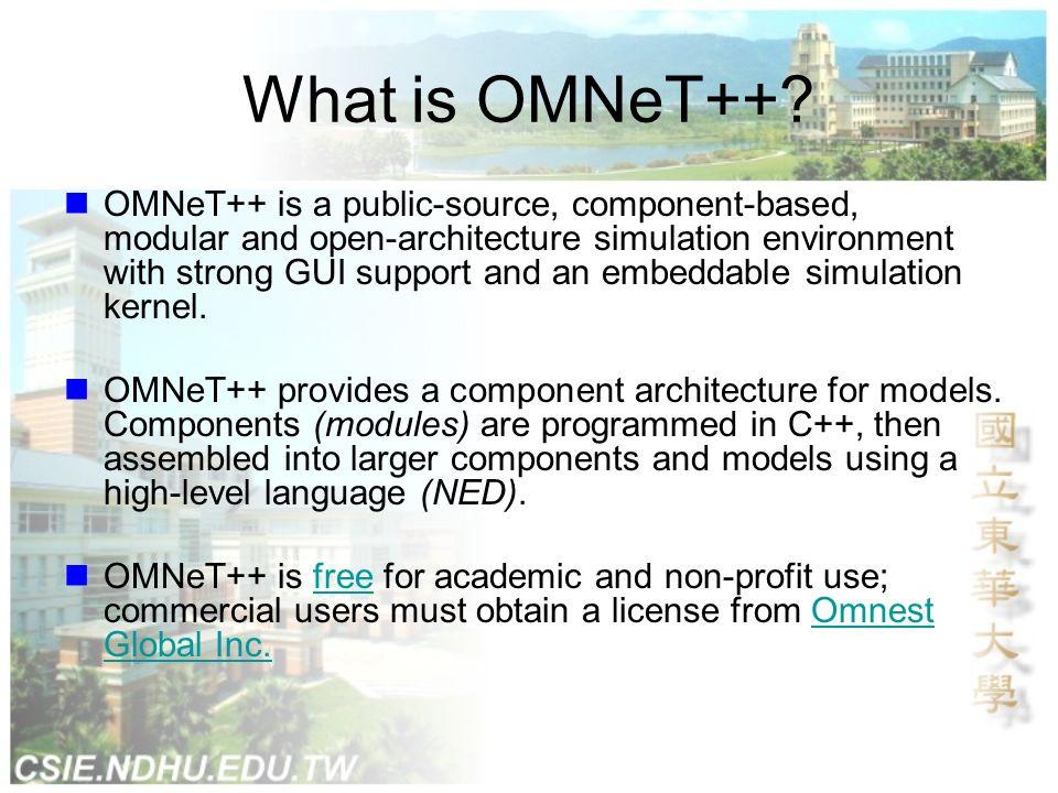 OMNeT ppt video online download