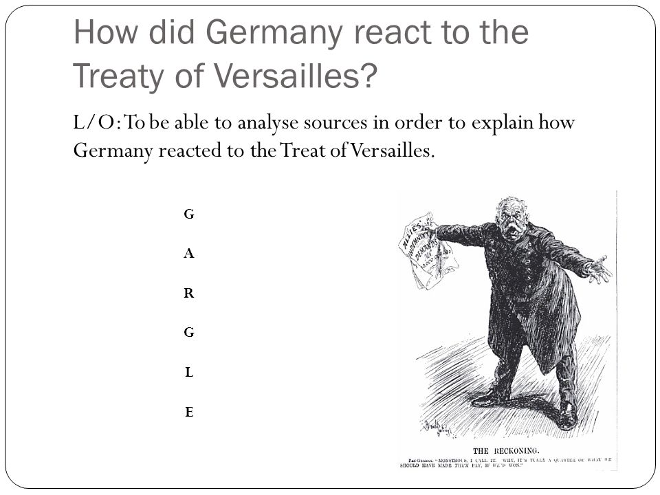 how did the versailles treaty help The treaty of versailles helped cause world war ii in many ways there was much territory loss, military restriction, economic losses and reparation, and much war guilt to begin, the treaty of versailles helped cause world war ii by much of the territory lost from germany.