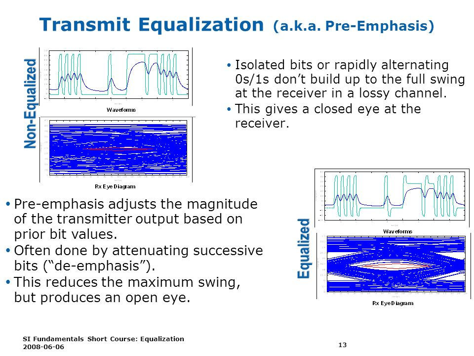 SI Fundamentals Short Course - Equalization - ppt video