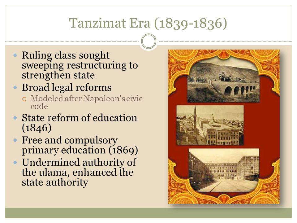 tanzimat reforms