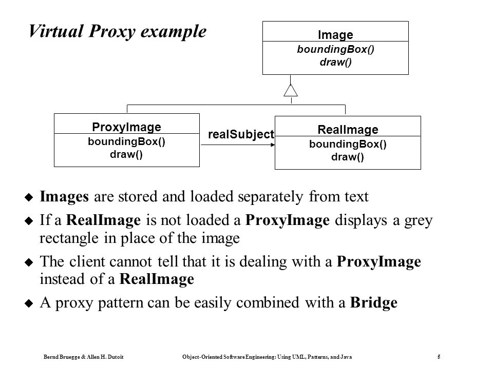 What is the code for main class in proxy design pattern? Stack.