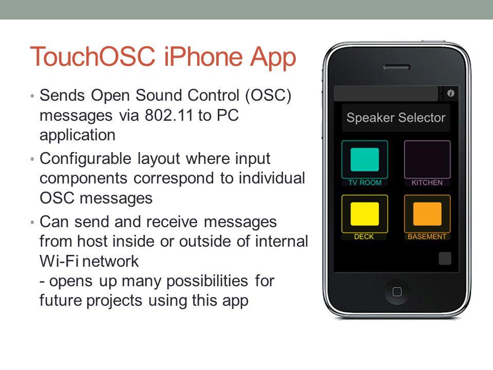 Speaker Control SYSTEM - ppt video online download