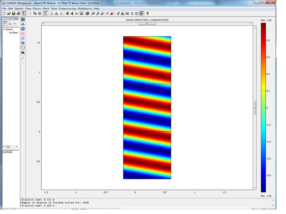 Periodic Boundary Conditions in Comsol - ppt video online download