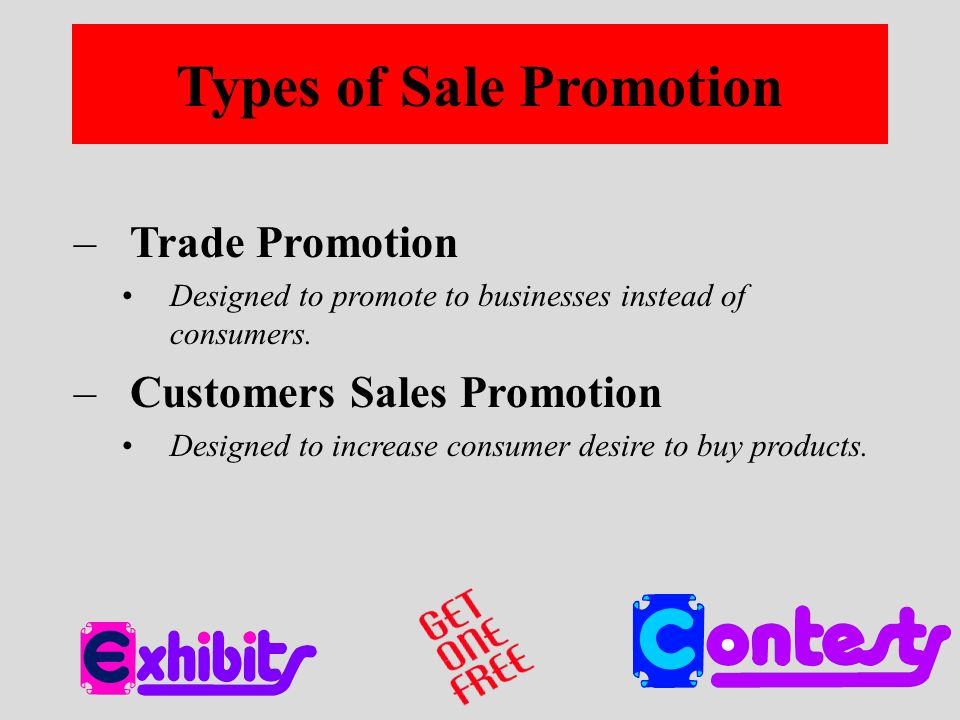 advertising personal selling coupons and sweepstakes are forms of sales promotion promotional activity other than 9794