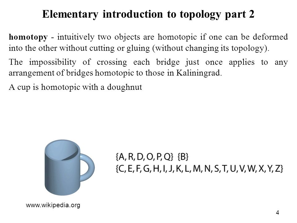 Elementary introduction to topology part 2