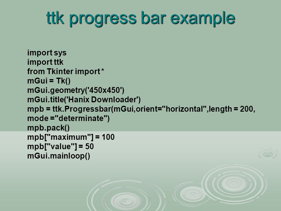 Pyqt5 Qprogressbar Example