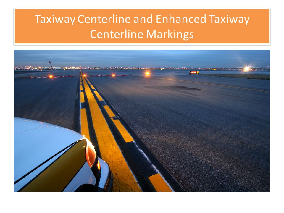 Airport Lighting Markings And Sign Systems Ppt Video