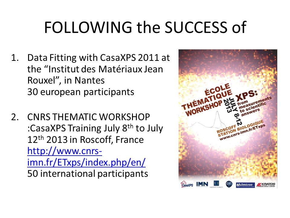 Casa Xps Workshop
