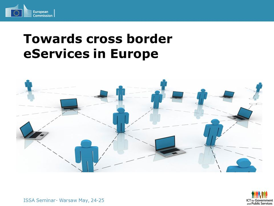 Towards cross border eServices in Europe