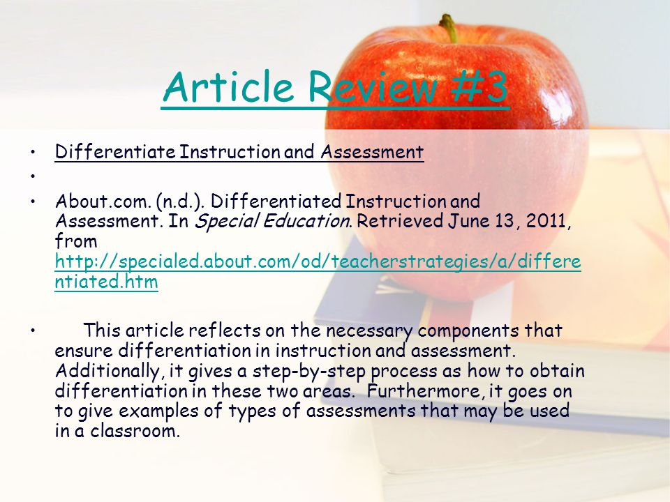 Chapter 12 Differentiating Process Ppt Download