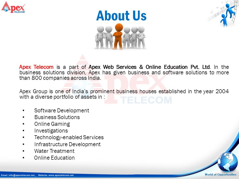 educational services business