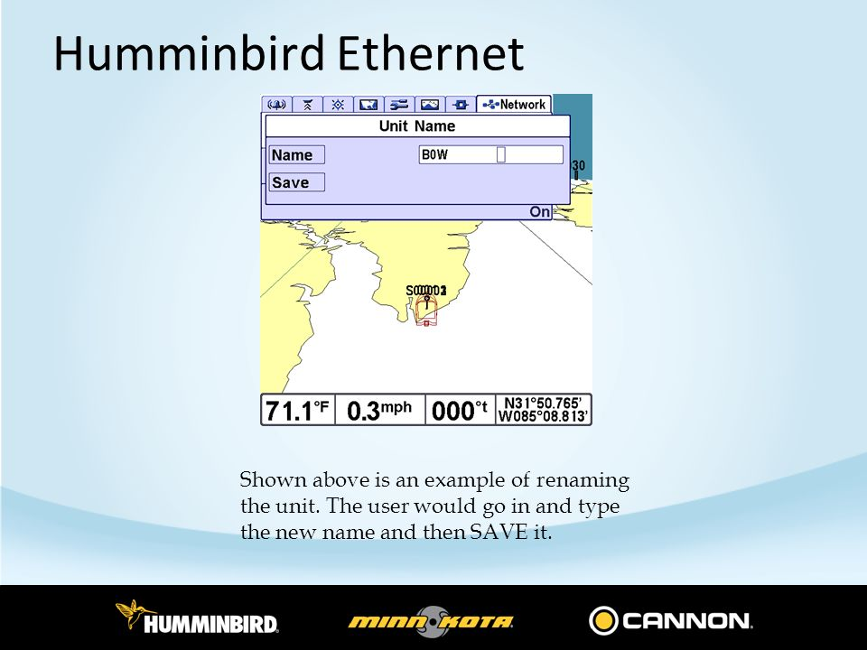 Humminbird ethernet overview ppt download 8 humminbird asfbconference2016 Gallery