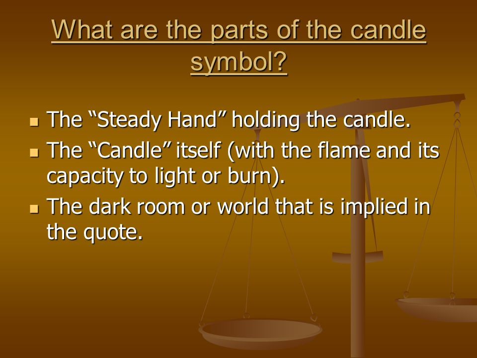 The Crucible Candle Essay Ppt Video Online Download